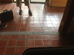 paver repair