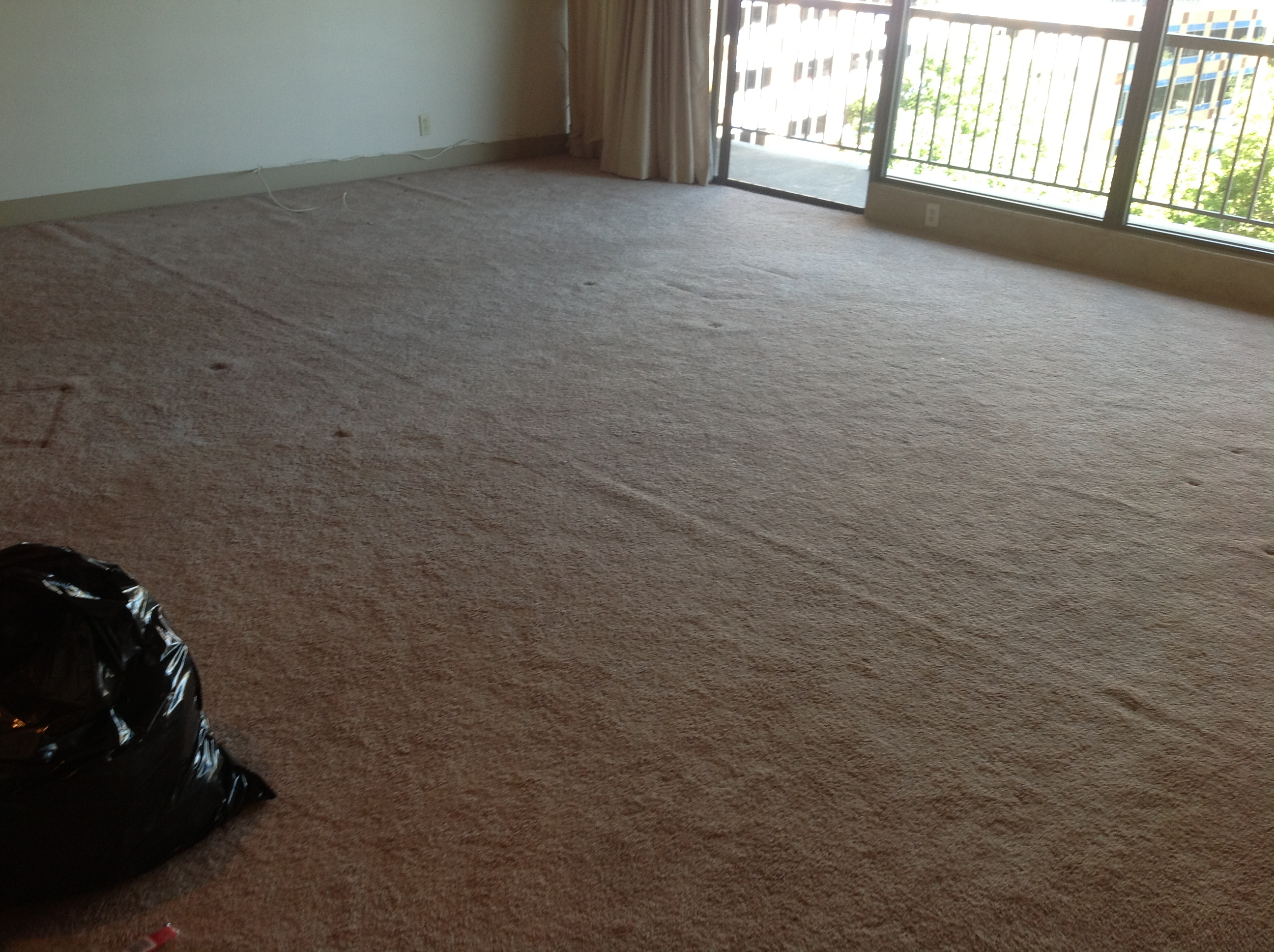 Porcelain Tile Carpet Glue Removal California Tile