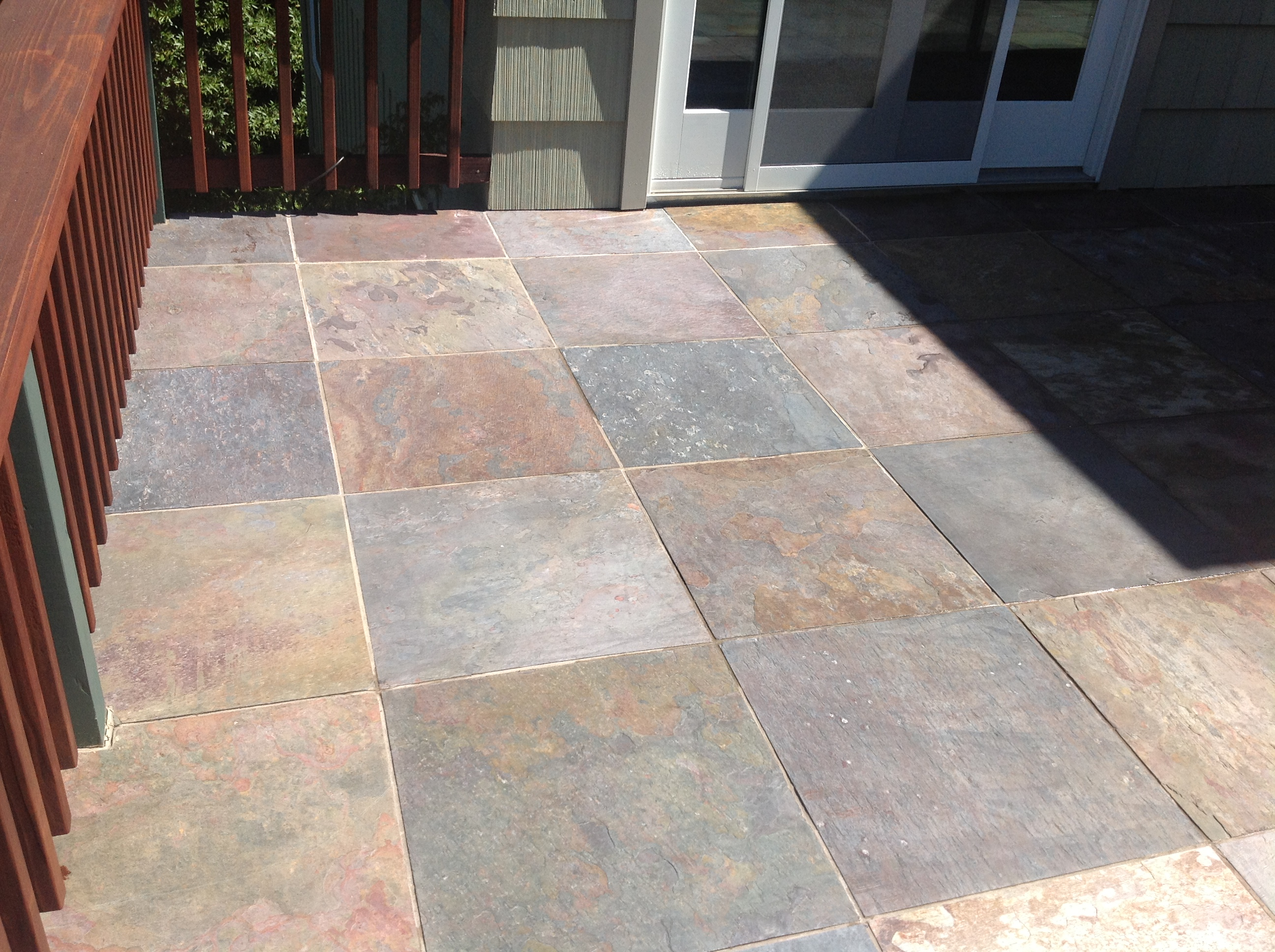 Bay Area Slate Cleaning Sealer Removal Amp Maintenance