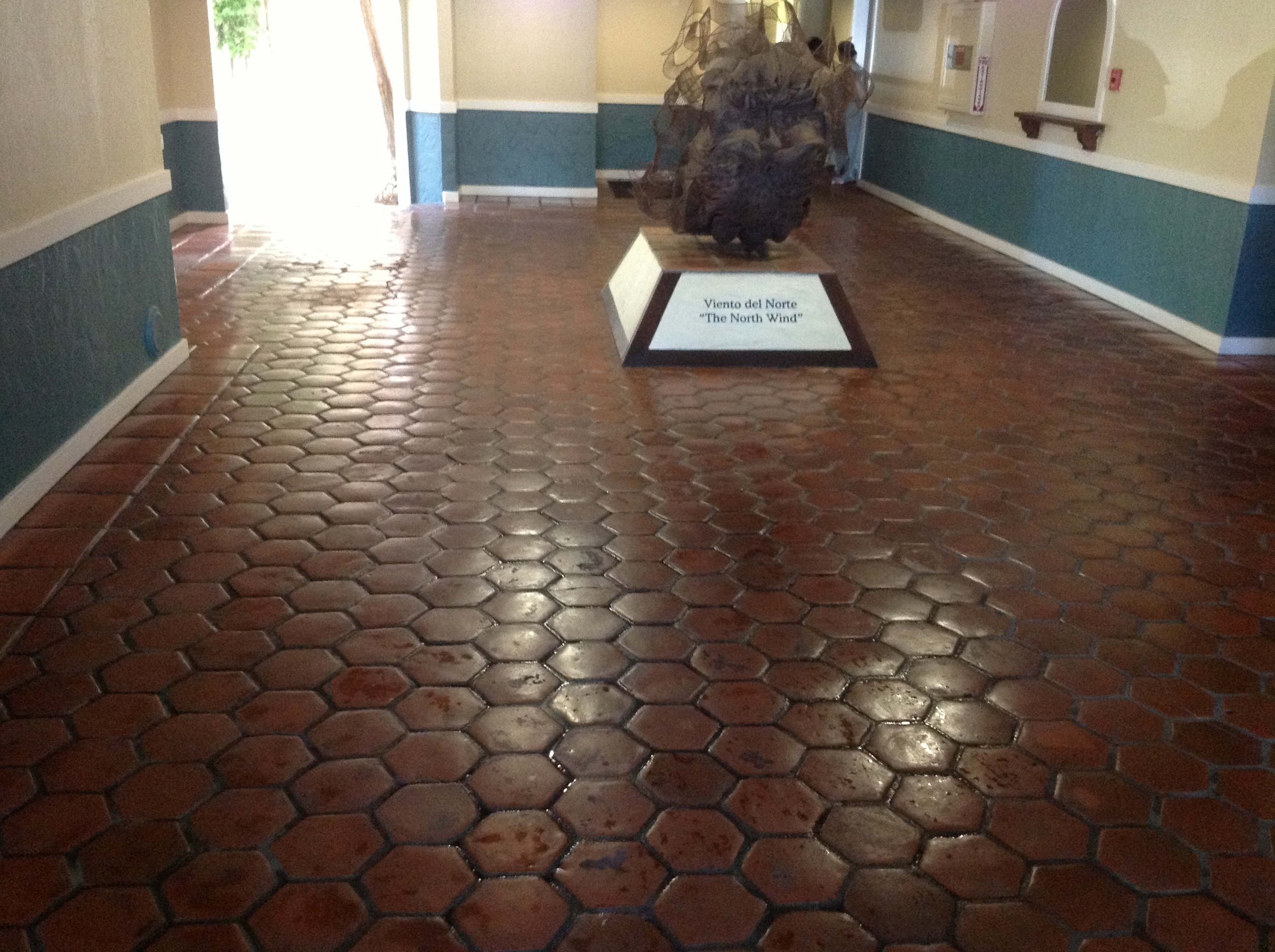 how to clean ceramic tile with muriatic acid