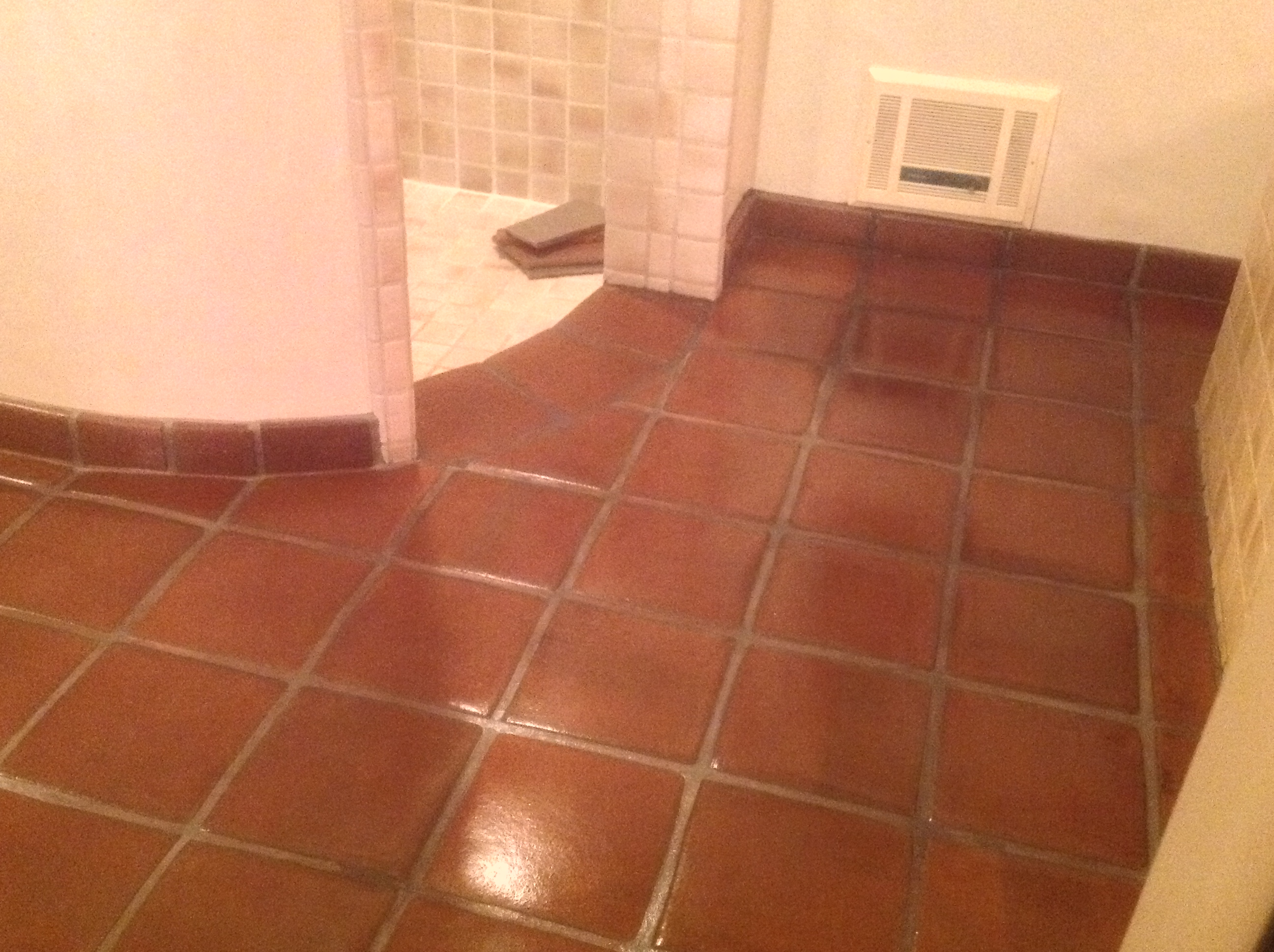 Clay Exterior Floor Tiles Lavish Home Design