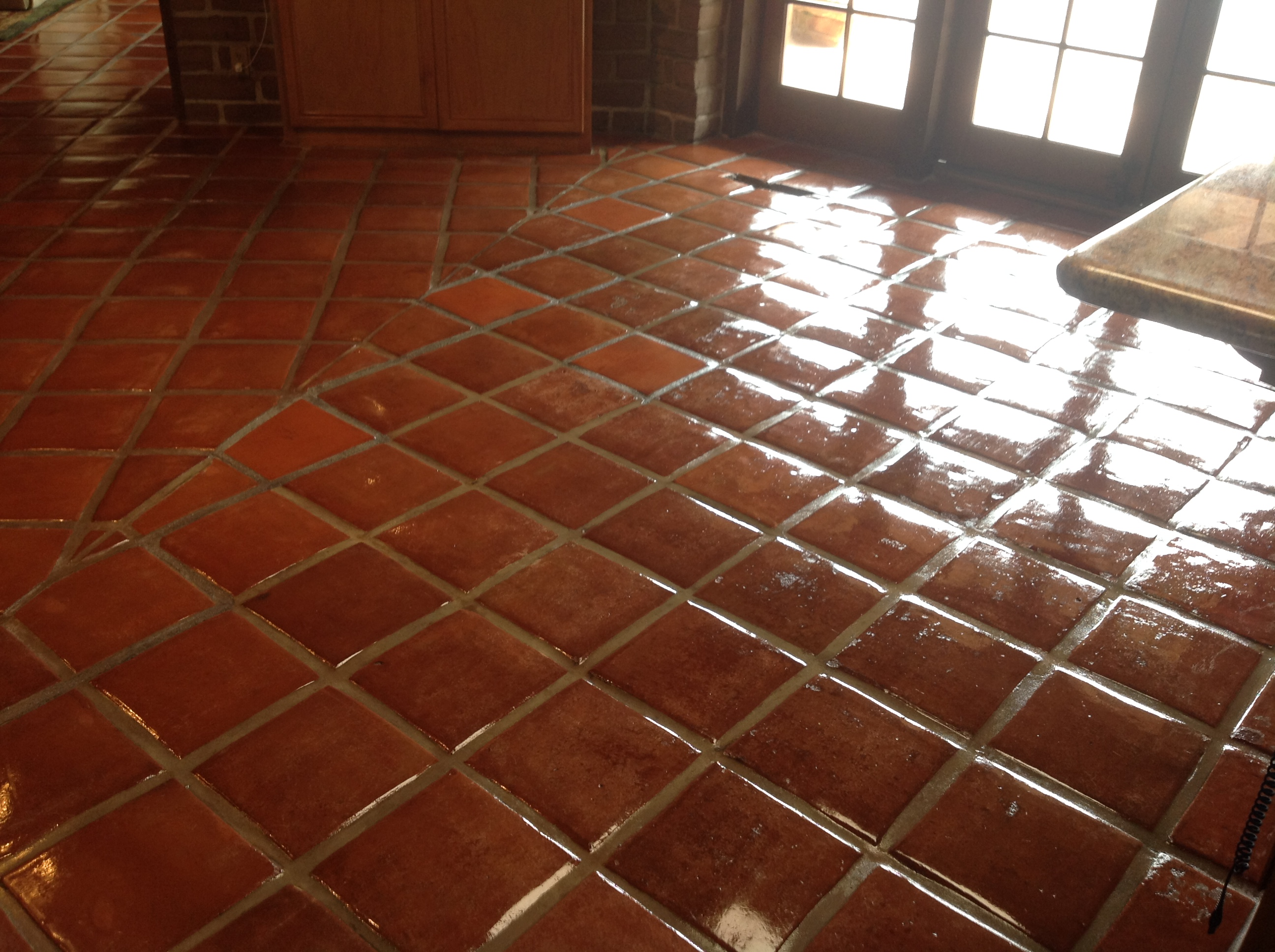 Cleaning Saltillo Tiles