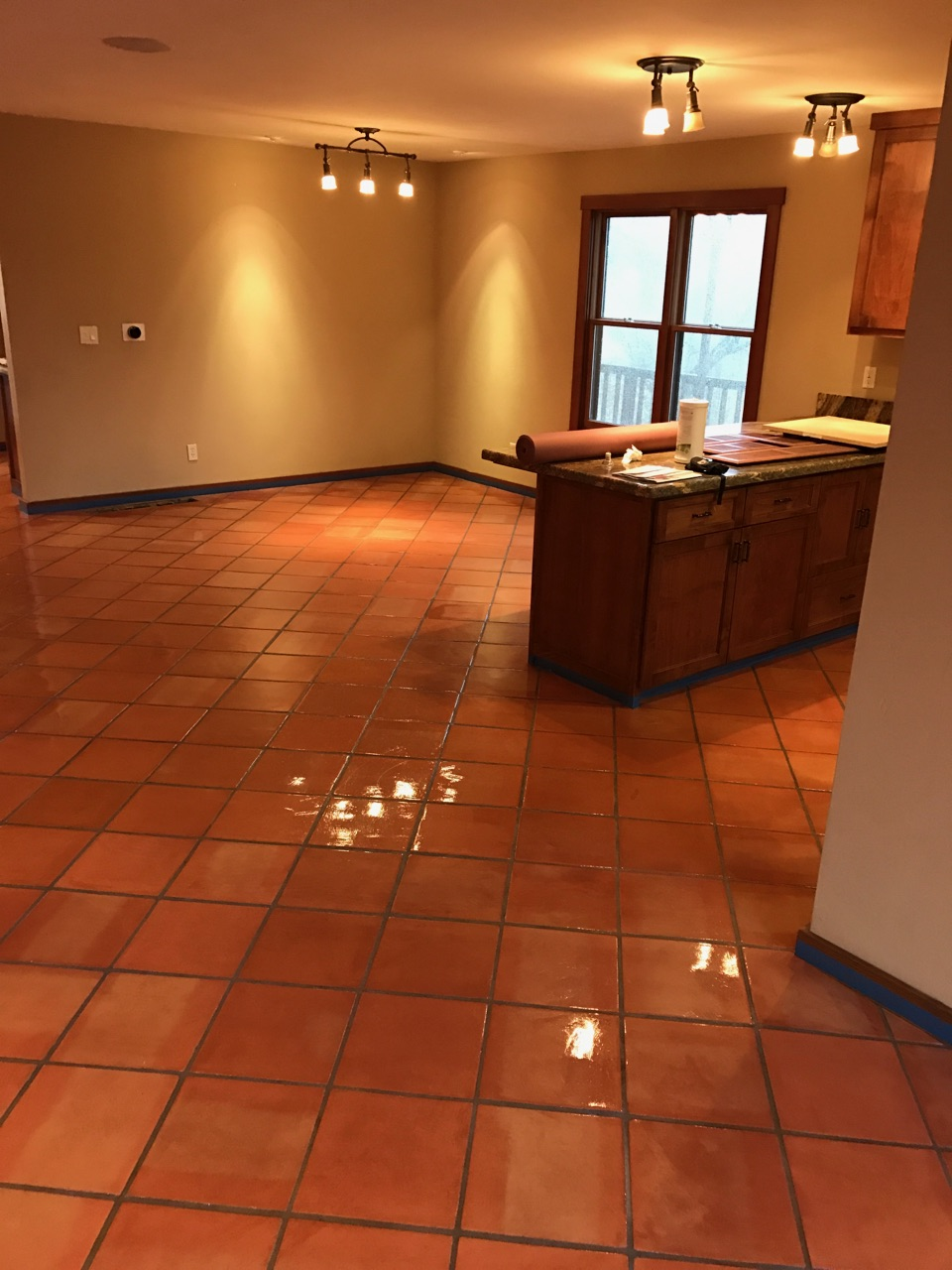 Why cleaning saltillo tile isnt working anymore california tile to set up an appointment or get an estimate feel free to call california tile restoration and get that floor back to showroom quality doublecrazyfo Gallery