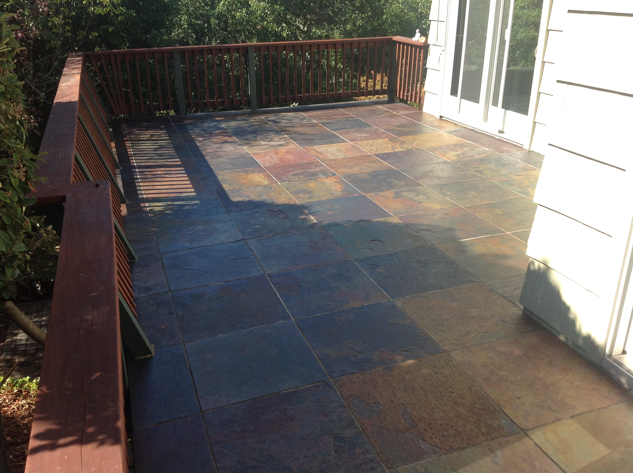 How To Clean Outdoor Slate - Outdoor Designs