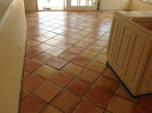 Saltillo Clay Floor Pavers Sealer Specialist California