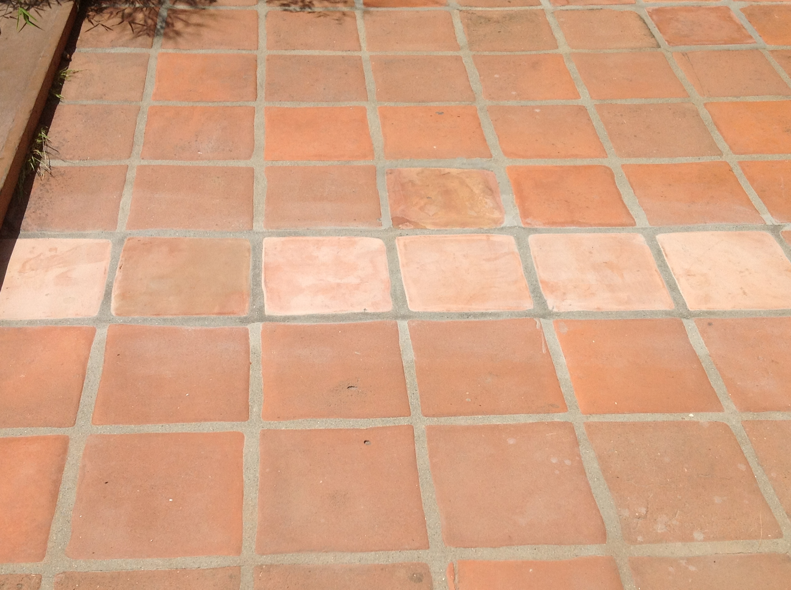 Staining Lincoln Amp Tecate Pavers To Match Existing Floor