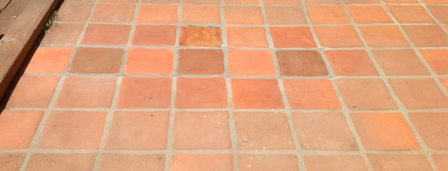Stained Lincoln & Tecate Pavers