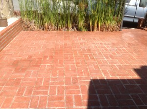 enhanced sealed bricks restored