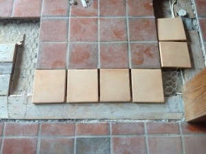 custom mexican pavers