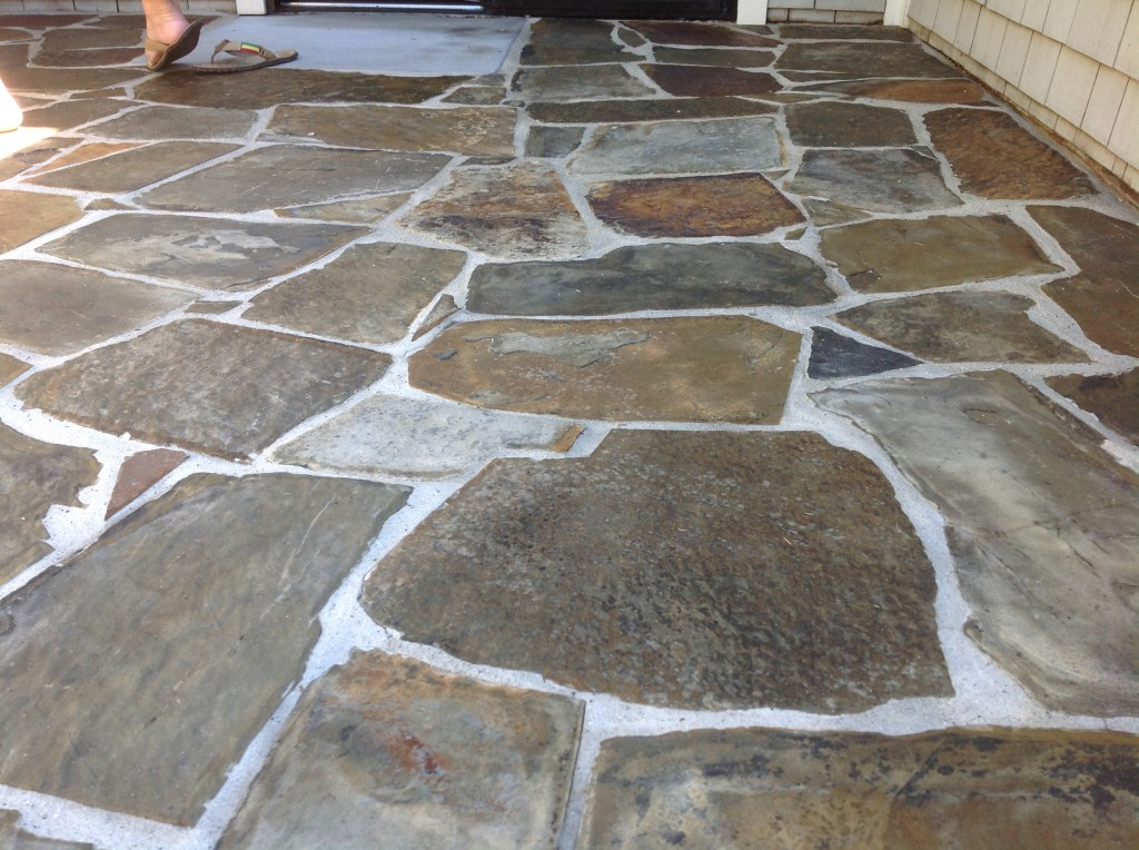Slate Tile Driving You Crazy California Tile Restoration