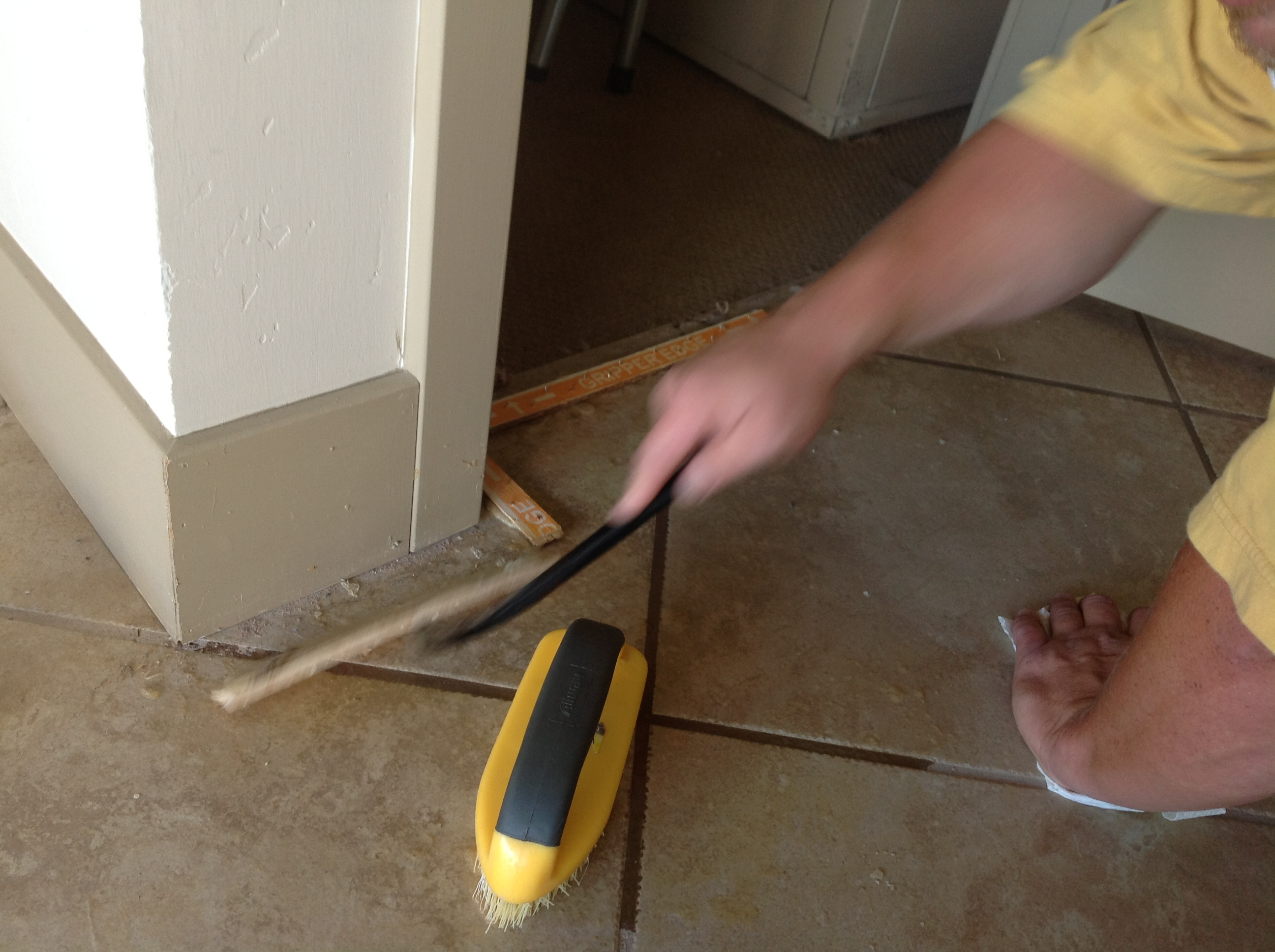 Remove Carpet Tack Strip on remove old carpet padding