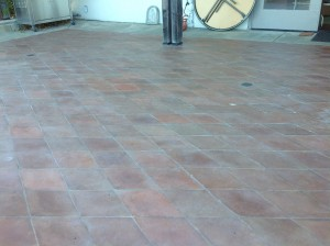 Hazy Cloudy Pavers