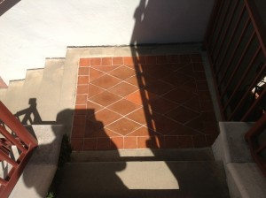 perfect diamond pavers sealed