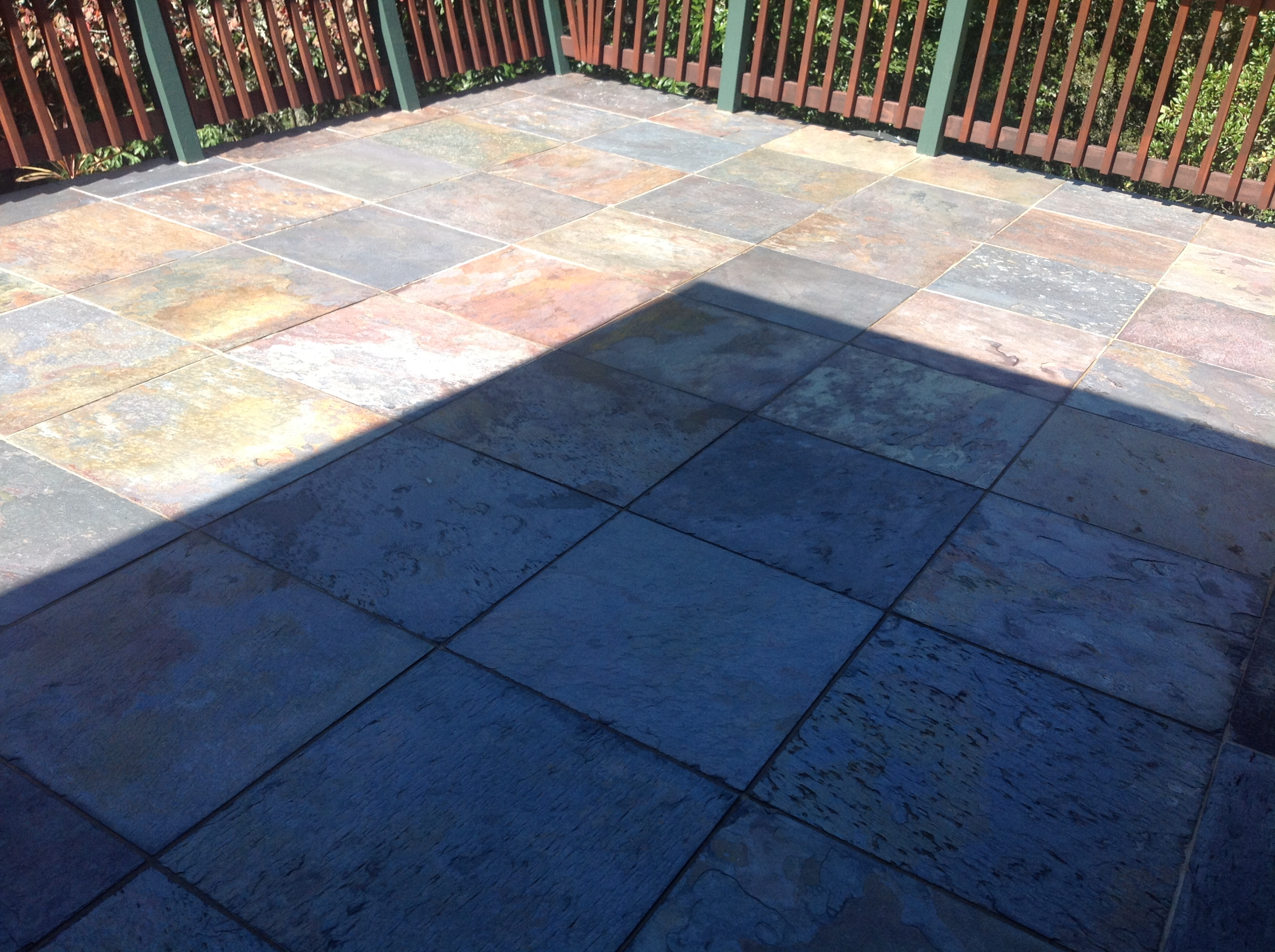 Want More Out Of Your Slate Tile Patio