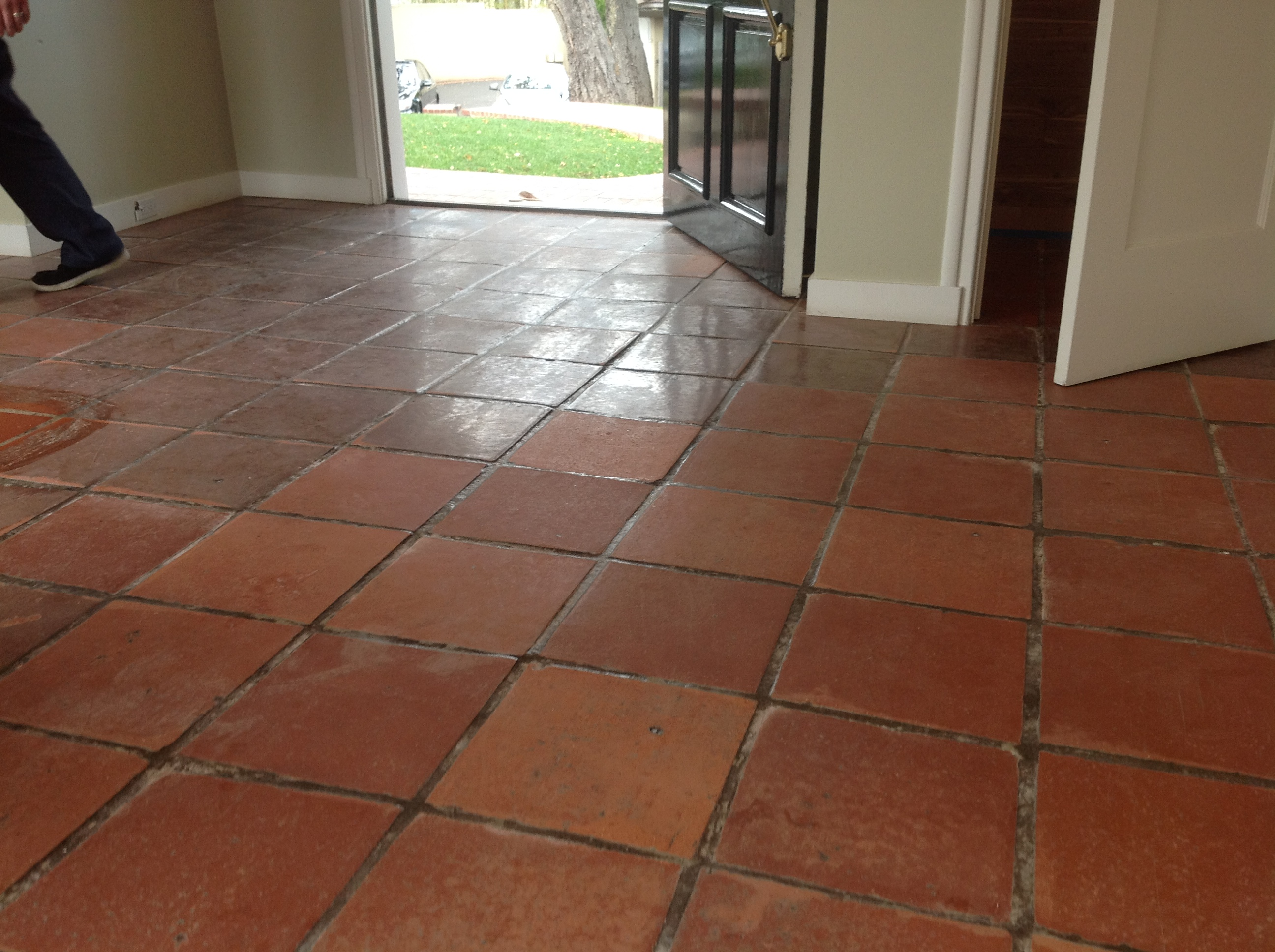 Expert Wax Removal Specialist Of All Antique Pavers Mexican Pavers Amp Ceramic Tile California