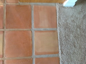 saltillo grout grey