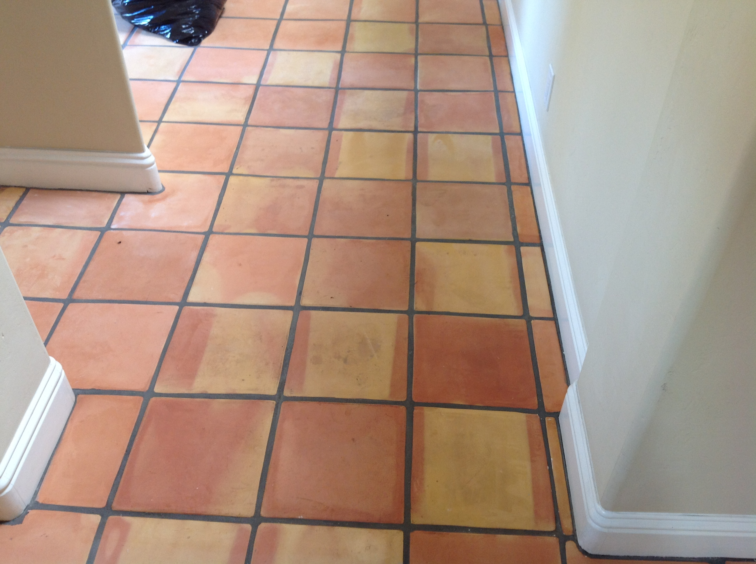 Quality saltillo tile cleaning refinishing installation services cleaning saltillo tiles coronado dailygadgetfo Images