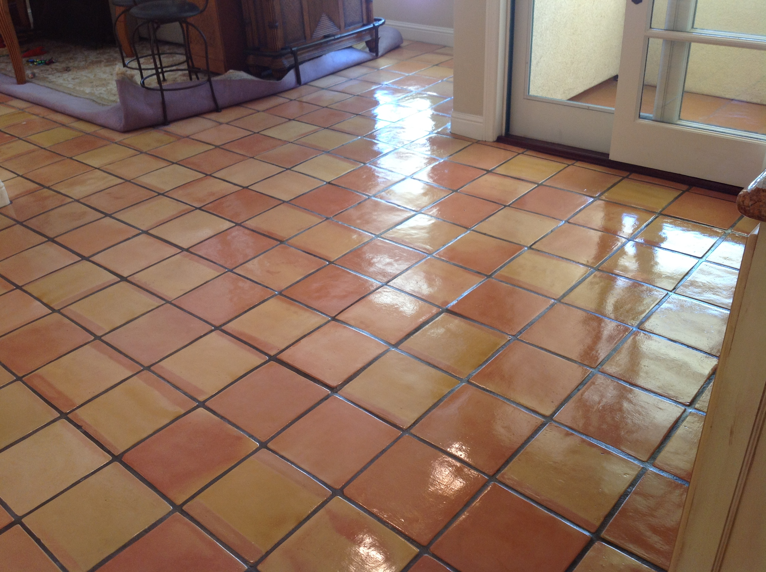 Quality Saltillo Tile Cleaning | Refinishing & Installation Services