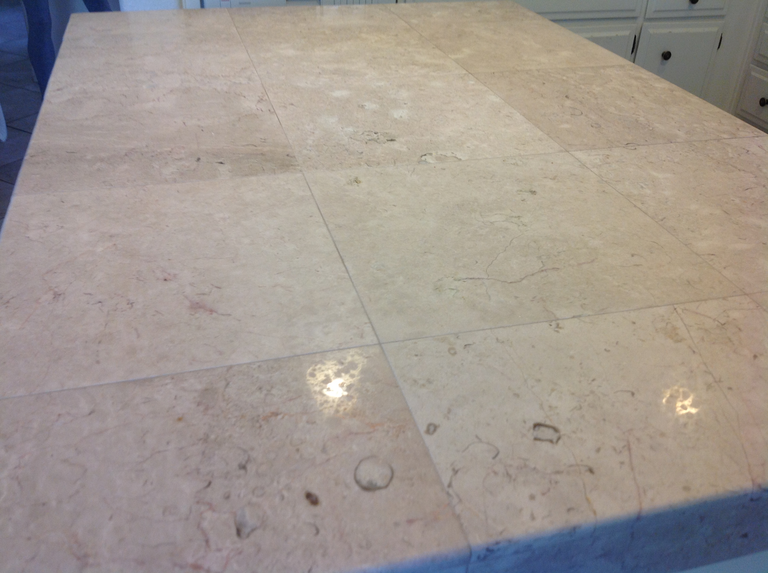 marble tile countertop. Dull Marble Low Shine Tile Countertop White Dirty E