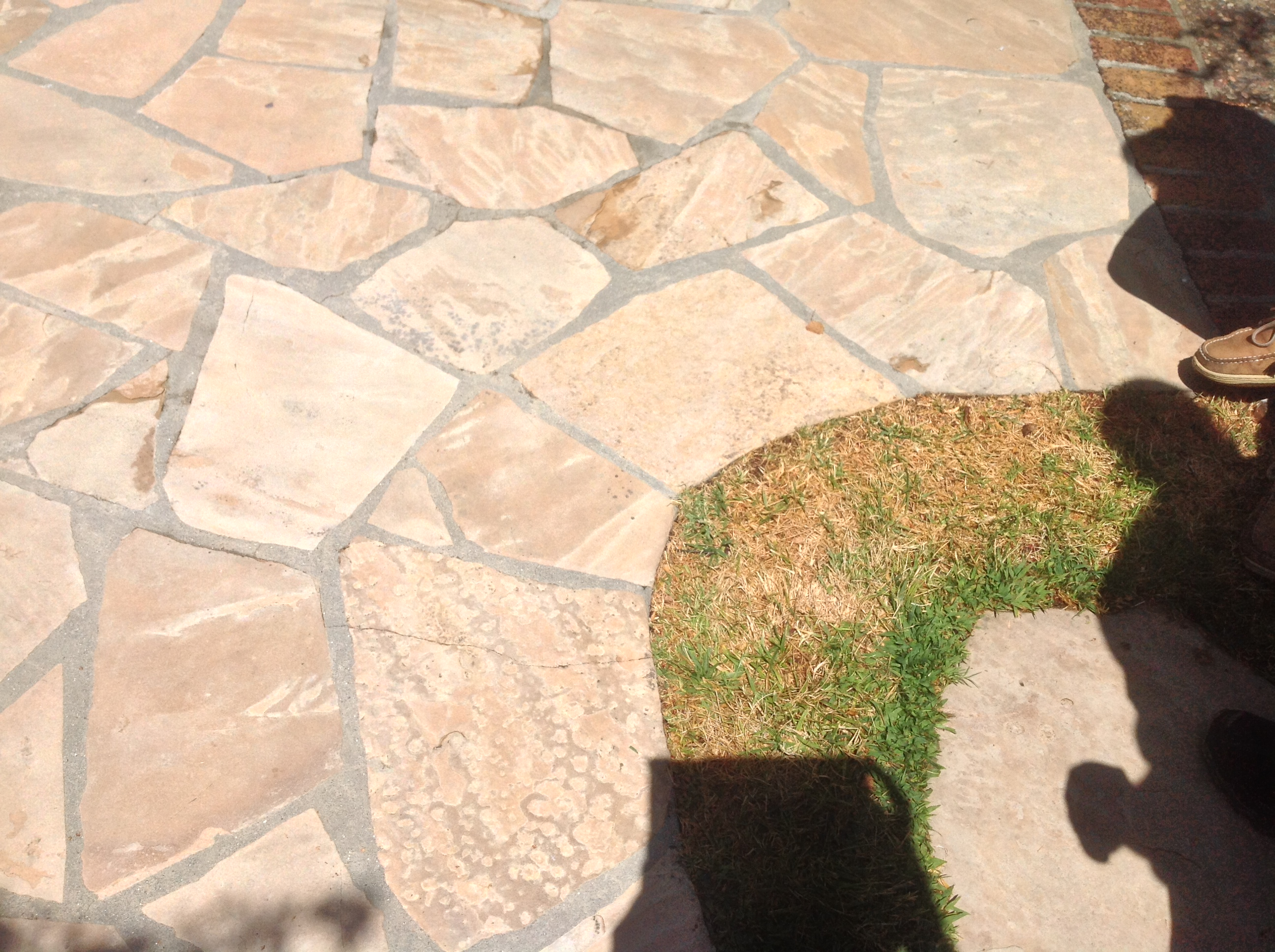 Flagstone Cleaning Clean Patio Flagstone Clean Grout Patio Clean Flagstone  Tiles