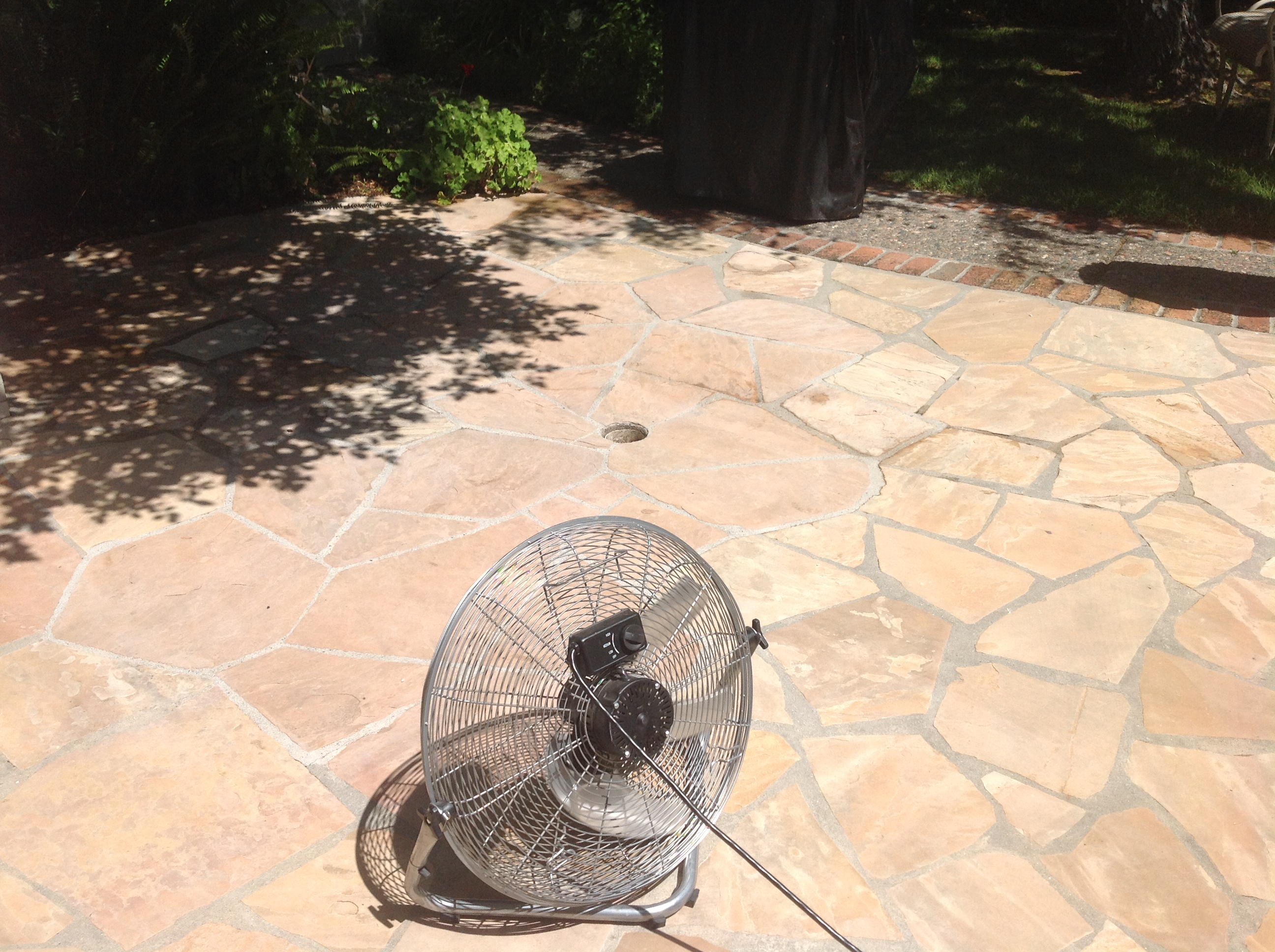 Flagstone Cleaning Clean Patio Flagstone ...