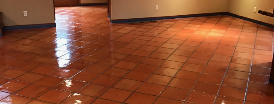 2 Common Terracotta Tile Restoration