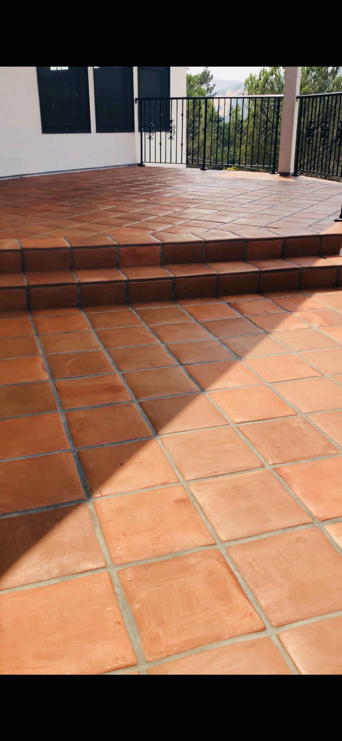 Best Way To Clean Outside Terracotta Tile And Saltillo